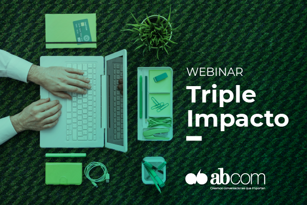 Webinar Triple Impacto