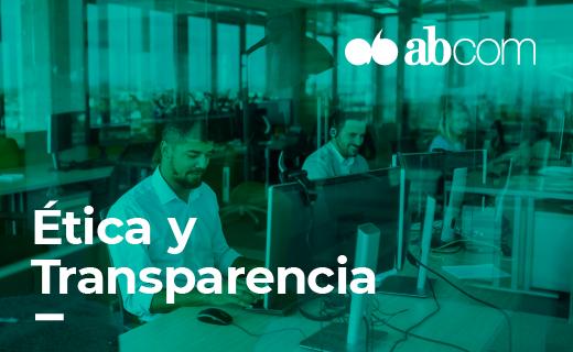 Ética y transparencia