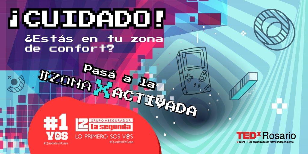 TEDx Lab Rosario- Grupo Asegurador La Segunda