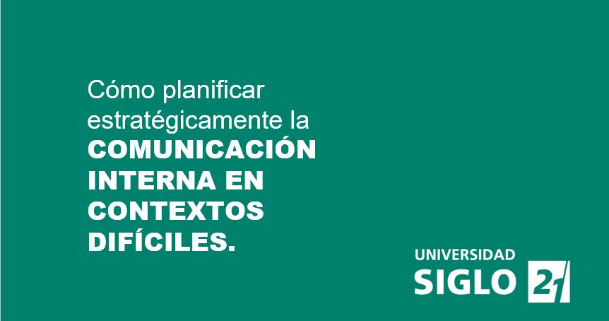 Planificación estratégica de la Comunicación Interna